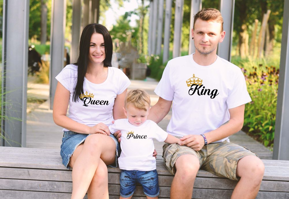 King Queen Family