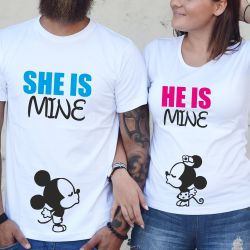 couple shirts Disney